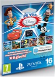 Memory Card 16gb + Disney Pack Ps Vita