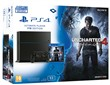 Console Ps4 1tb + Uncharted 4 Ps4