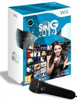 Let's Sing 2014 + 2 Mics (Wii) (int)