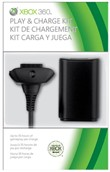 play and charge kit black...