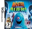 monsters v's aliens ds