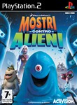 monsters v's aliens ps2