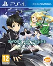 Sword Art Online 3: Lost Song Ps4