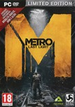 metro last light lim. ed....
