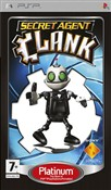 Secret Agent Clank Platinum Psp