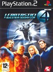 Fantastic 4 Rise Of Silver Surfer Ps2