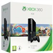 Console Xbox 360 4gb Stingray + Peggle 2