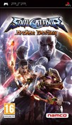 Soulcalibur:Broken Destiny Psp