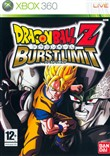 Dragonball Z Burst Limit Xbox360