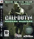 Call Of Duty 4 Game Of The YearPs3