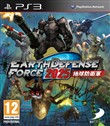 Earth Defence Force 2025 Ps3