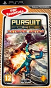 Pursuit Force Extreme Justice Ess. Psp