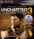 Uncharted 3: L'inganno Di Drake Goty Ps3