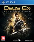 Deus Ex Mankind Divided (Ps4) (it)
