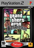 Gta San Andreas Platinum Ps2