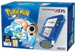 Nintendo 2ds Blu + Pokemon Blu