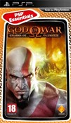 God Of War:Chains Of Olympus Ess. Psp