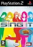 Disney Sing It! Camp Rock Ps2