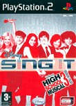 Disney Sing It! High School Musical Ps2