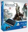 Console Ps3 500gb+assassin's Creed 3