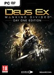 Deus Ex Mankind Divided Pc Dayone Ed.