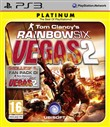 Rainbow Six Vegas 2 Platinum New Ps3