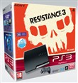 Console Ps3 320gb + Resistance 3 Ps3