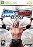 Wwe Smackdown Vs Raw 2007 Xbox360