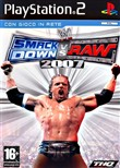 Wwe Smackdown Vs Raw 2007 Ps2 + Dvd
