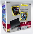 Console Ps3 320gb+gt5+uncharted 2 Ps3