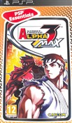 Street Fighter Alpha 3 Max Essential Psp