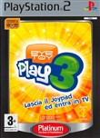 Eyetoy Play 3 Sw Platinum Ps2