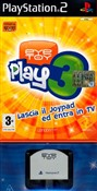 Plat.Eyetoy Play 3 + Web Ps2