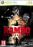 Rambo: The Videogame Xbox360