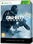 Call Of Duty: Ghosts Hardened Ed. Xb360