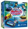 Console Ps Vita 2000 + Pack S&r + Mc 8gb