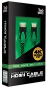 Cavo Hdmi Full Hd 3d Verde Two Dots