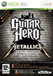 Guitar Hero Metallica Sw Xbox360