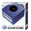 Console Game Cube Hw Purple