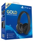 CUFFIA SONY GOLD WIRELESS HEADSET