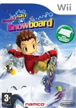 Family Ski And Snowboard Wii