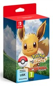 Pokemon: Let's Go, Eevee!+Pokeball Plus SWI