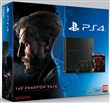 Console Ps4 + Mgs V: The Phantom Pain