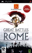 History Channel Great Battle Of Rome Psp