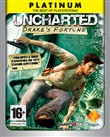 Uncharted:Drake's Fortune Platinum Ps3