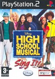 High School Musical: Sing It! Sw Ps2