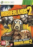 Borderlands 2 Vault Hunters Edition X360