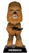 Statua Bobble Head Star Wars-chewbacca