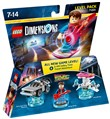 Lego Dimensions Level Pack Rit.Al Futuro