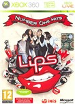 Lips Number One Hits Software Xbox360